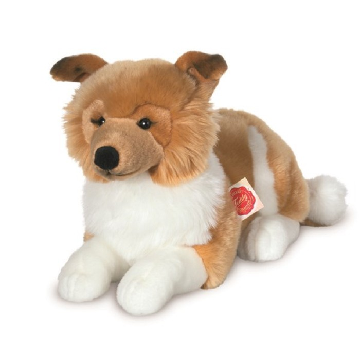 Peluche Collie Tumbado Hermann Teddy