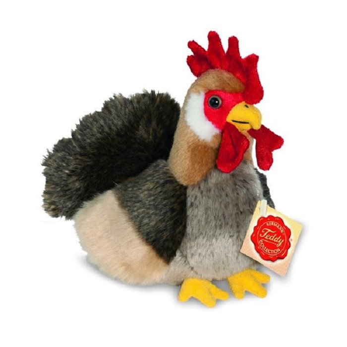 Peluche Gallo Hermann Teddy