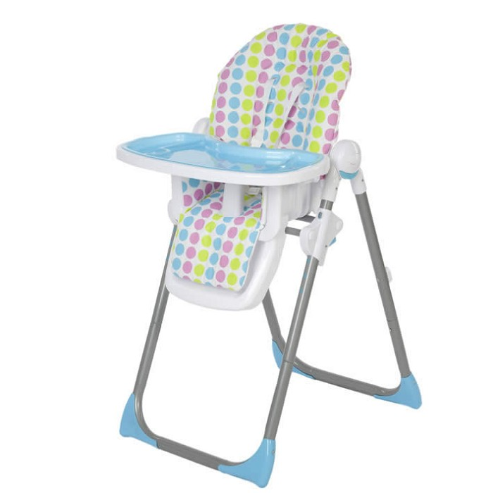 Trona Reclinable Puntitos Kiokids