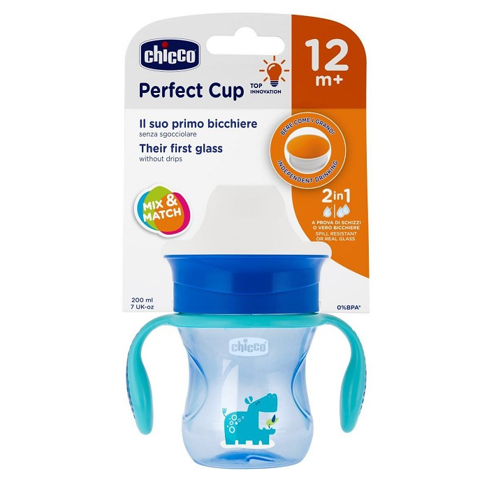Vaso Perfect 360 Chicco 12M+