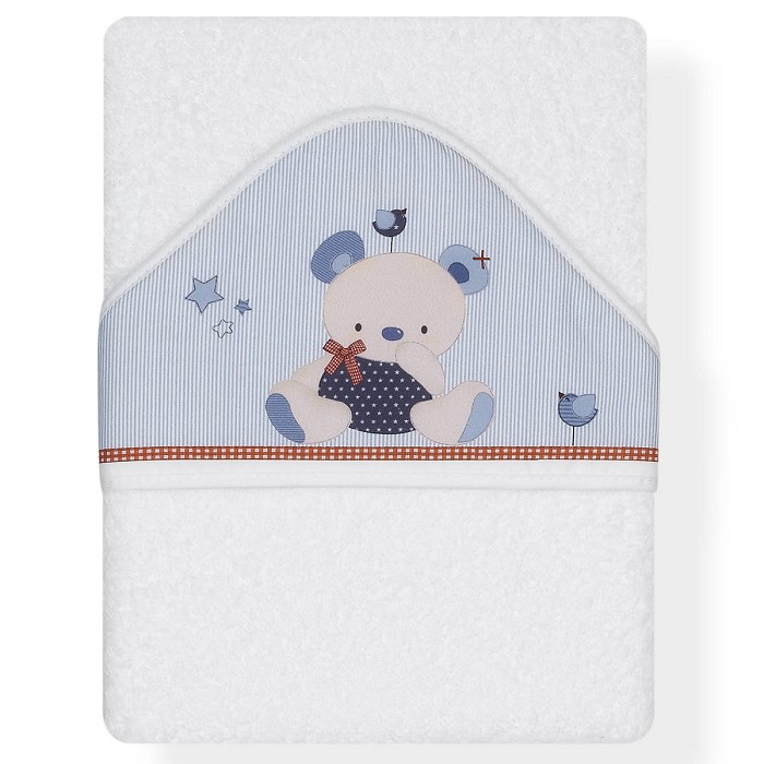 Capa de Baño Friends Baby Estampada Interbaby