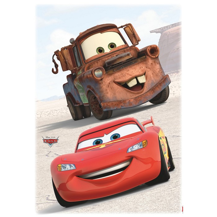 Vinilo Cars Friends Disney