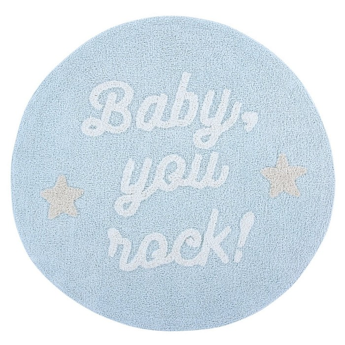 Alfombra Baby, You Rock! Mr.Wonderful