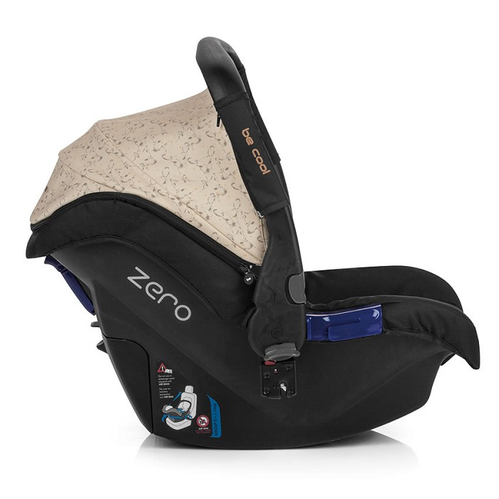 Trío Silla Paseo Slide Top Zero Bambi Be Cool