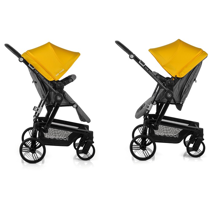 Dúo Silla Paseo Quantum Bambi Top Be Cool