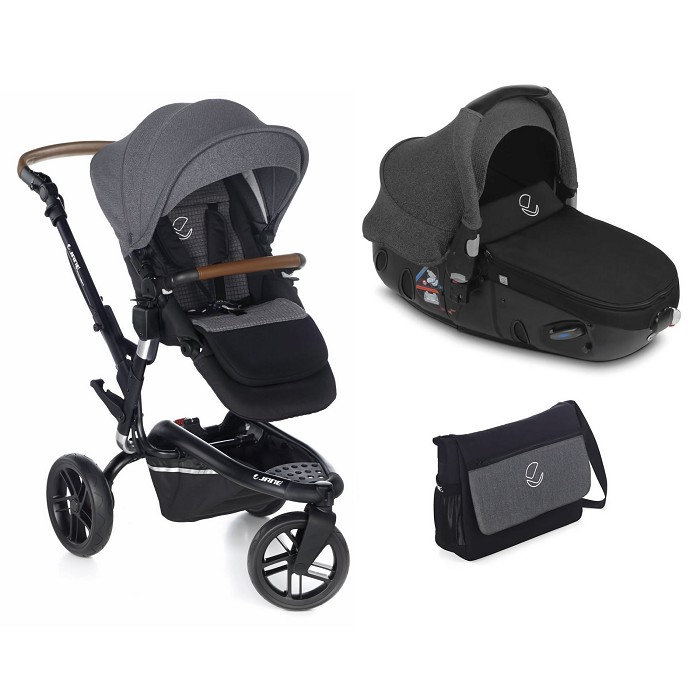 Dúo Silla Trider Matrix Light 2 Jané