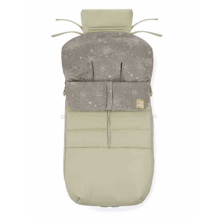Saco Silla Nest Plus Cream Polipiel Jané