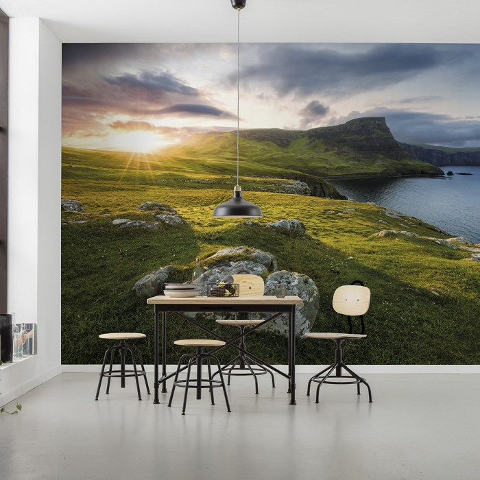 Mural Scottish Paradise Komar