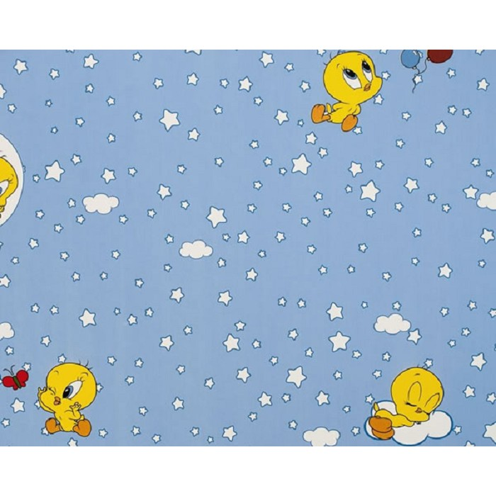 Papel Pintado Sleepy Babies 944 Looney Tunes