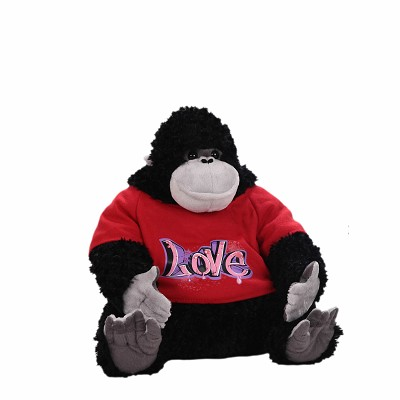 Peluche Gorila Music Camiseta Love