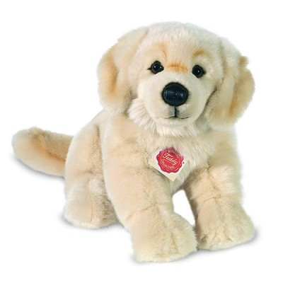 Peluche Golden Retriever Sentado en Donurmy