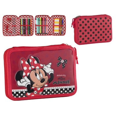 Estuche Escolar Doble Minnie 27309 Disney en Donurmy