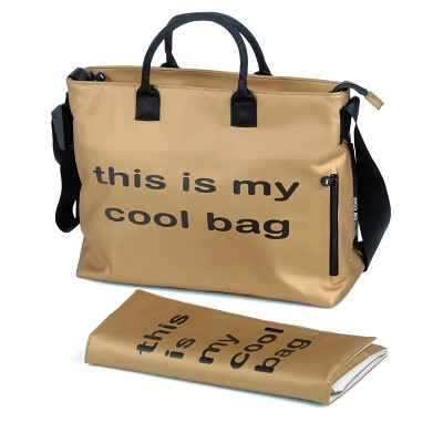 Bolso Cambiador Mamma Bag Be Cool en Donurmy