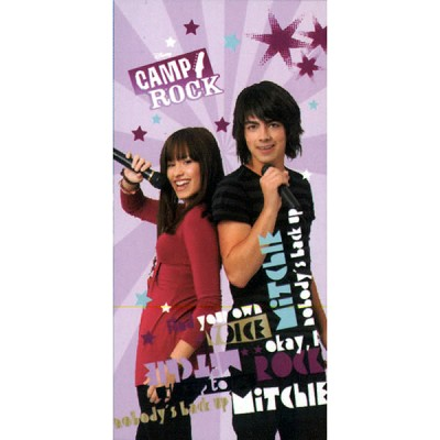 Toalla Playa Camp Rock Basic en Donurmy