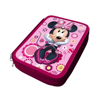 Estuche Escolar Doble Minnie 33251 Disney en Donurmy