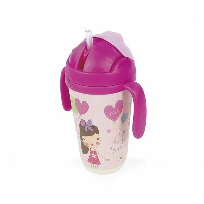 Botella Sport Happy Birthday Walking Mum 18M+ en Donurmy