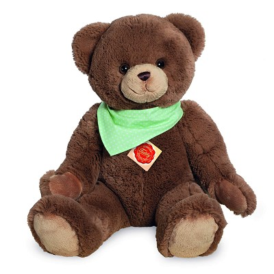 Peluche Teddy Chocolate Hermann Teddy en Donurmy