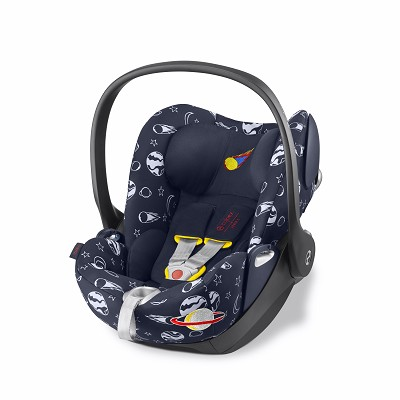 Silla Coche Cloud Q Space Rocket By Anna K Cybex Grupo 0+ en Donurmy