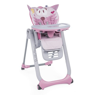 Trona Polly 2 Start Miss Pink Chicco 6M+ en Donurmy