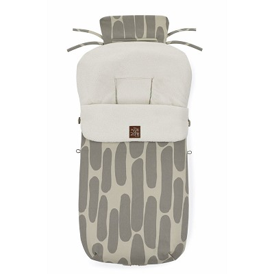 Saco Silla Nest Plus Warm Grey Jané en Donurmy