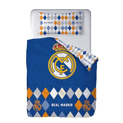 Funda Nórdica Rombos Real Madrid en Donurmy
