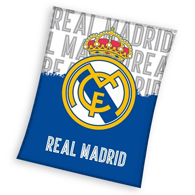 Manta Polar Real Madrid en Donurmy