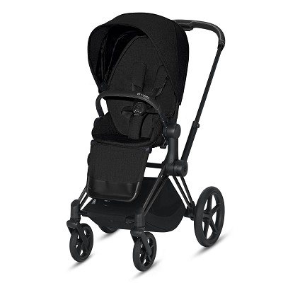 Silla de Paseo Priam Matt Black Plus Cybex en Donurmy