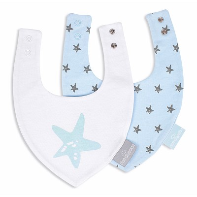 Babero Bandana Love You Set 2 Don Algodón en Donurmy
