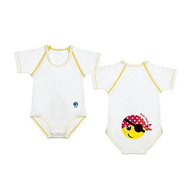 Body Baby Smile Pirata Cotton Warm JBimbi en Donurmy