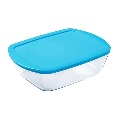 Tupper Rectangular Color Cook&Store Pyrex en Donurmy