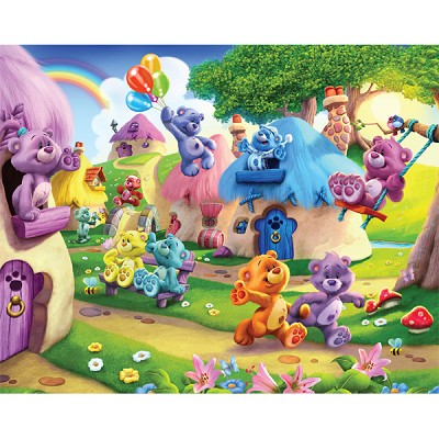 Murales Infantiles The Bellybutton Bears en Donurmy