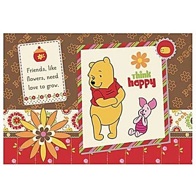 Alfombras disney compra online al mejor precio donurmy - Alfombra winnie the pooh ...